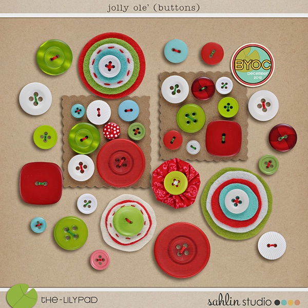 Jolly Ole' Buttons