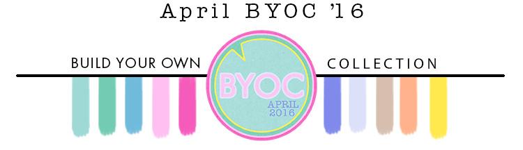 April BYOC 2016