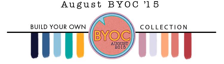 August BYOC 2015