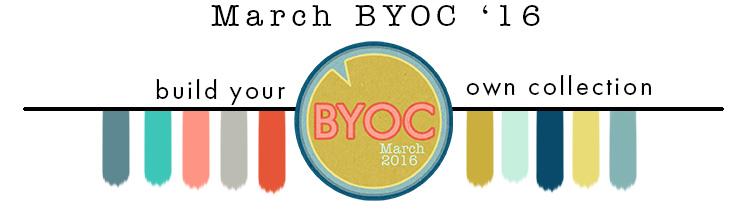 March BYOC 2016